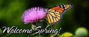 Welcome Spring – Message from the Sheriff