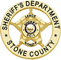 Stone County sheriff badge